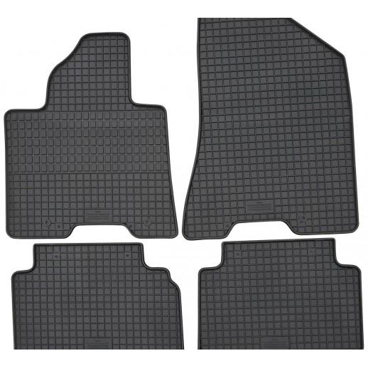 Kia Sportage 01/16- rubber mats 4pcs