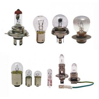 12V bulbs