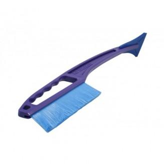 Scrapers, brushes, shovels
