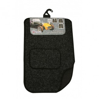 Textile mats by car brand