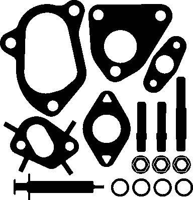 Elring 715.310 - Mounting Kit, charger www.avaruosad.ee