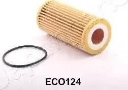Japanparts FO-ECO124 - Eļļas filtrs www.avaruosad.ee